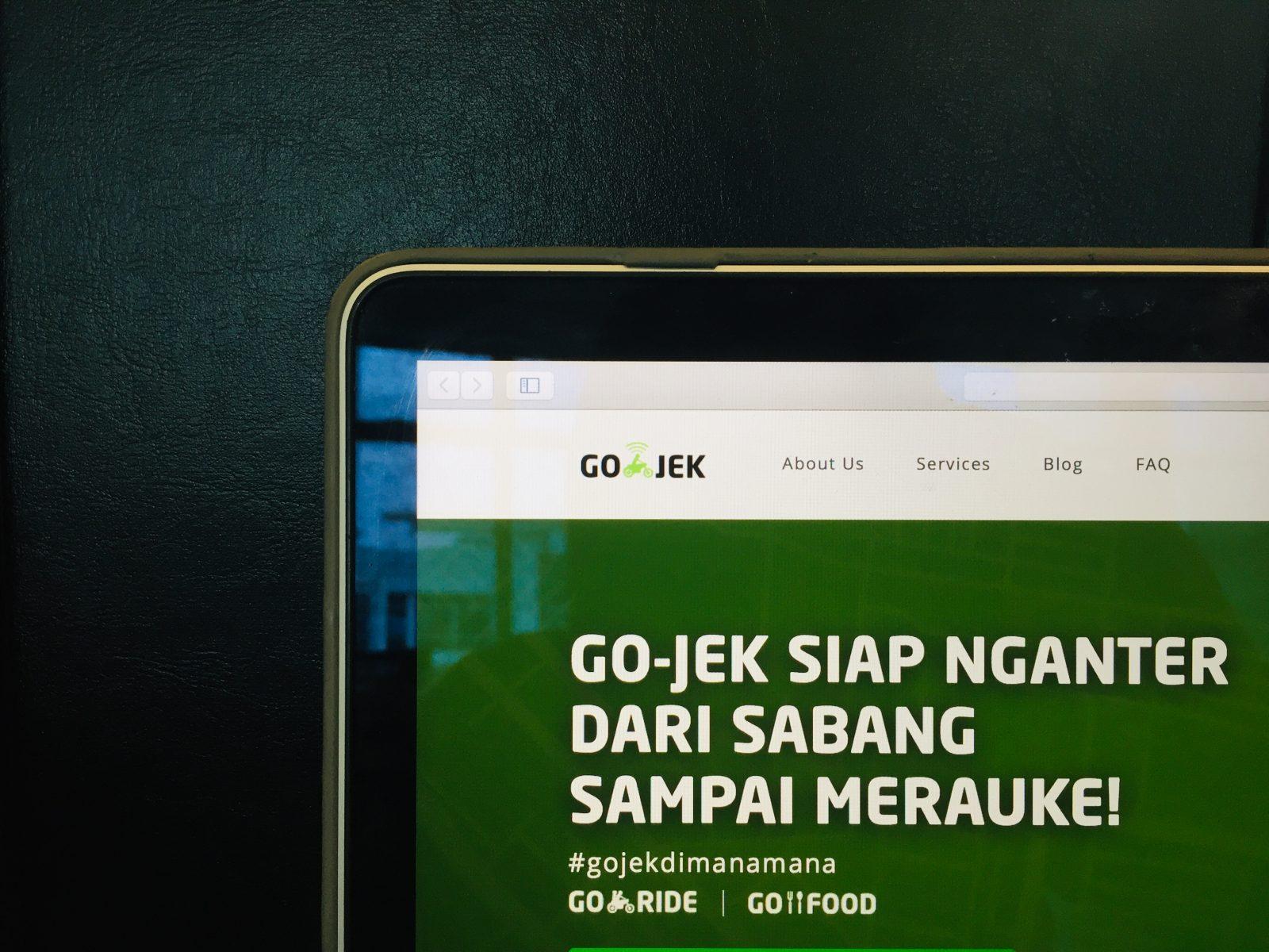 GO-JEK抢占$25亿食品市场