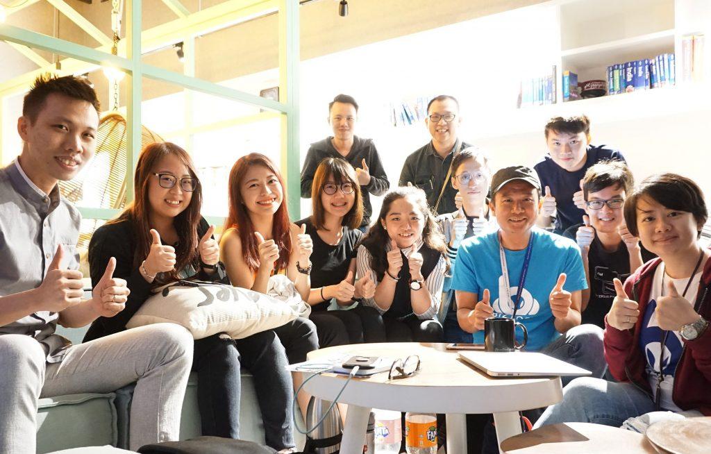 Biztory group photo