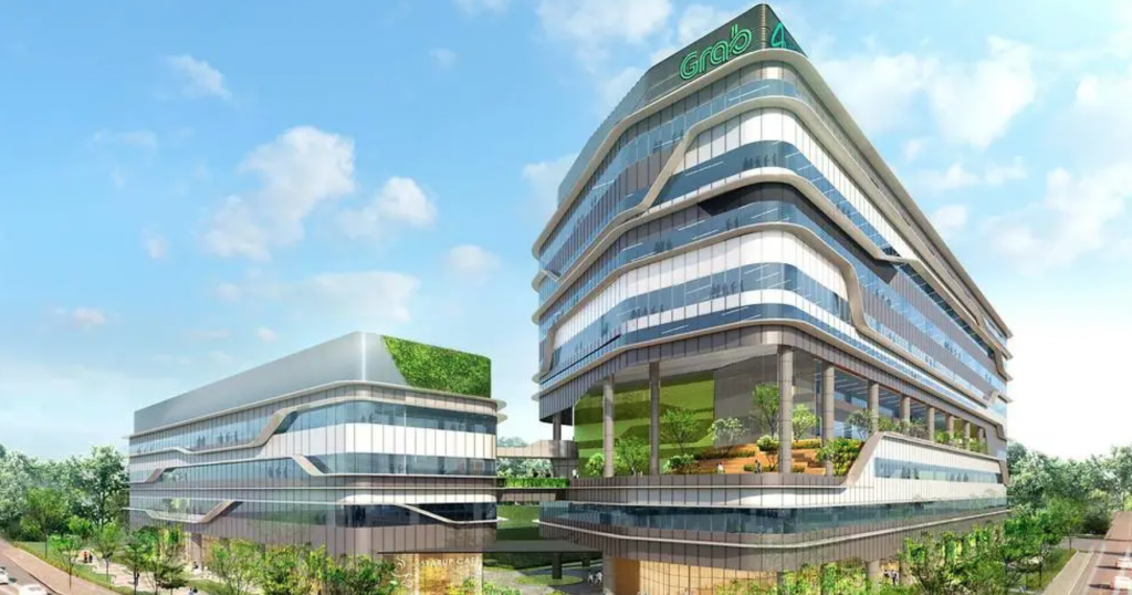 Grab斥资1.81亿美元设立新加坡总部