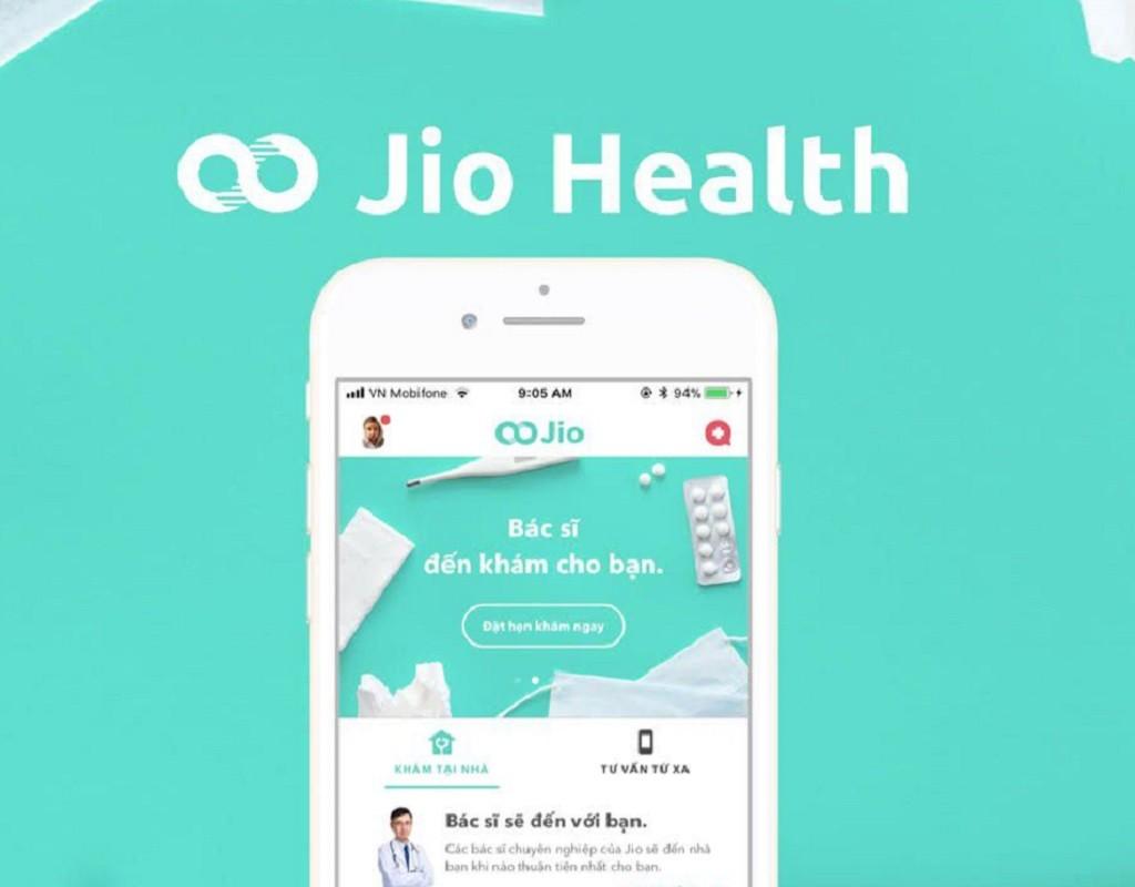 医疗科技Jio Health融获500万美金投资