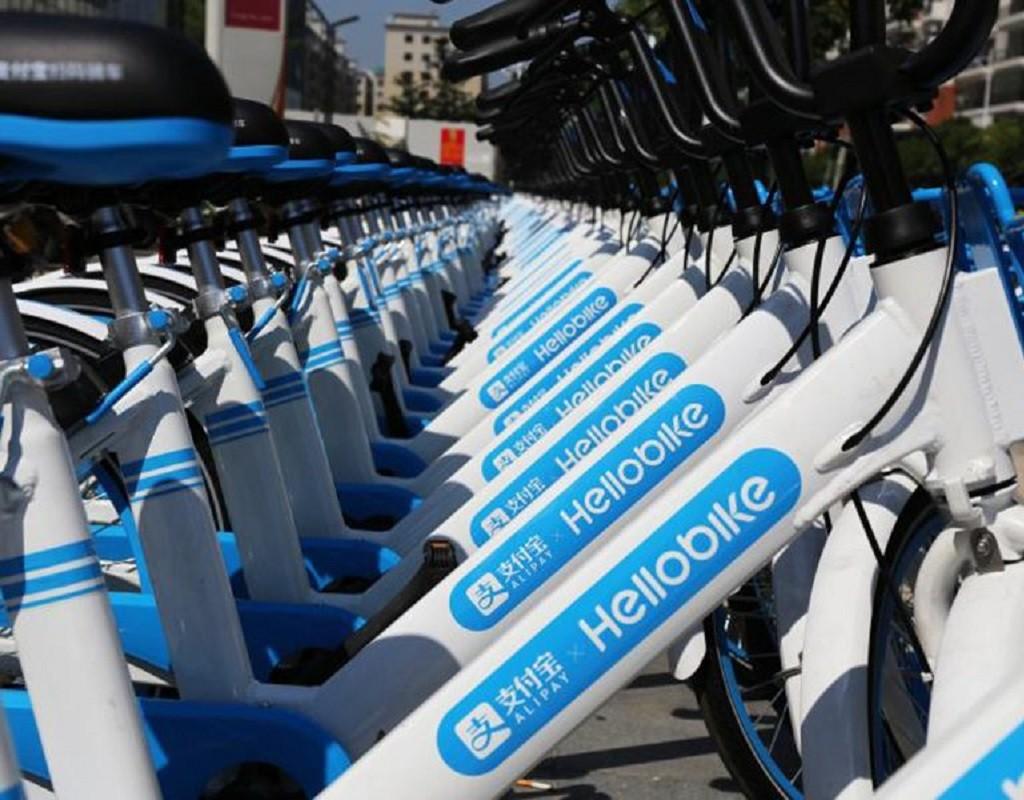 共享脚车Hellobike计划融资500万美元