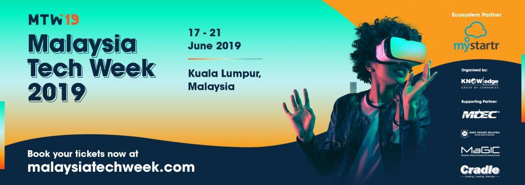 2019年马来西亚科技周约定你。